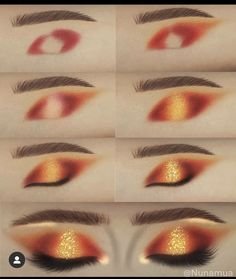 Eye Makeup Steps, Makeup Eye Looks, Eye Makeup Art, Dark Makeup, Smokey Eye Makeup, Makeup Geek, Eyeshadow Makeup, Eyeshadows, Eye Makeup Pictures