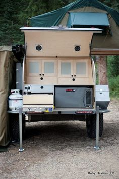 The XTR trailer comes fully self-contained and includes a free standing awning, cabin air conditioning, solar...