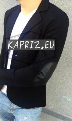 Спортно елегантни мъжки сака с кръпки. Стилен и ефектен модел мъжко сако българско производство. Гарантирано качество на ниски цени от онлайн магазин Kapriz.eu