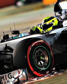 Mercedes Benz AMG Petronas F1 team - Nico Rosberg