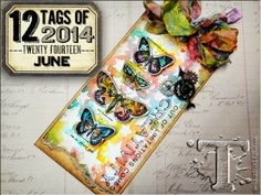 "Over on Kath's Blog -""12 Tags of 2014""...June"