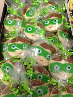 Super Why Cookies Perfect Party Favor Customized for you