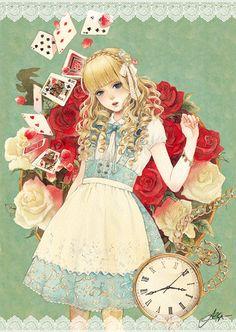 Alice by azsan on deviantART