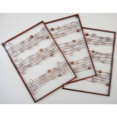 """Metal Scrollwork 