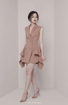 Simple Dresses, Elegant Dresses, Cute Dresses, Casual Dresses, Short Dresses, Summer Dresses, Prom Dresses, Look Fashion, Girl Fashion