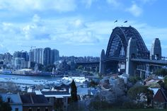 The Rocks District in Sydney