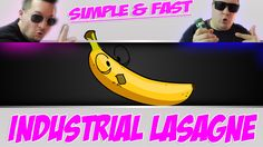 Simple and fast Lasagne! Kevin Macleod, Sunshine, King, Simple, Videos, Music, Kitchen, Lasagna, Musica