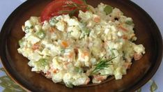 Food Dishes, Potato Salad, Food And Drink, Cooking, Healthy, Ethnic Recipes, Impreza, Diet, Food