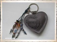 leather keyhanger