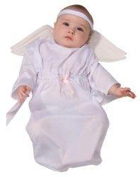 Baby Bunting Costume Angel
