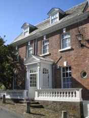 Lawrence House Museum, Launceston, Cornwall