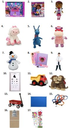 Doc McStuffins Birthday Ideas-  tons of useful info