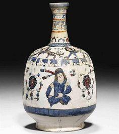 Vase Turc, Seldjoukide 12°-13° siècles