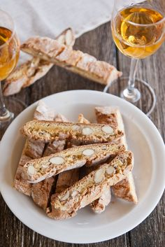If you come to Tuscany, at any time, in any bar of any city or of any little country village, you'll find those typical sweets: ricciarelli, panforte and Prato biscotti, which means literally baked twice. Ricciarelli and Panforte are mostly related to Christmas holidays, while you can eat cantuccini all year round as a quick...Read More »