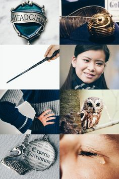 Cho Chang Aesthetic