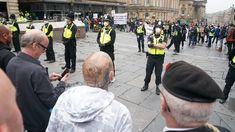 Emergency service, business and council leaders urged against gathering in large numbers in Newcastle. Police Call, Chief Operating Officer, Peaceful Protest, Important News, Image Caption, City Council, Newcastle
