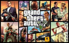 Those were hard times for us, but finaly... its here! GTA 5: PC version
