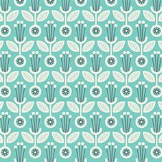 I'm in love with this fabric!