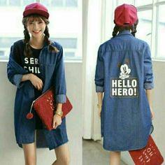 เสื้อแฟชั่นเกาหลี ในราคา ฿520 ซื้อได้ที่ line : icandid