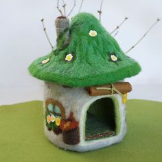 gnome home - LOVE the mailbox ;0}