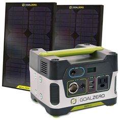 Goal Zero Yeti 150 Solar Generator Kit - Overland Gear HQ