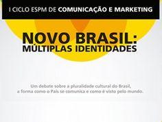 Não perca a palestra sobre: O Brasil visto de fora.