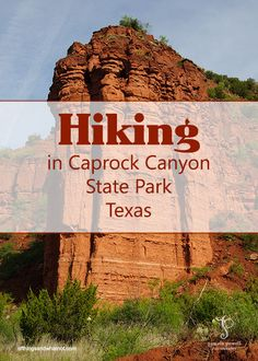 hiking caprock canyon state park, texas ofthingsandwhatnot.com