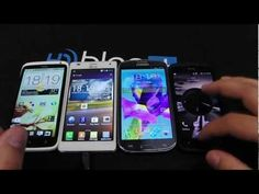 Galaxy S3 Optimus 4X One X One S Android Top Gamma 2012 fianco a fianco by HDblog