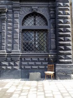 Rynok square  Black House  2012