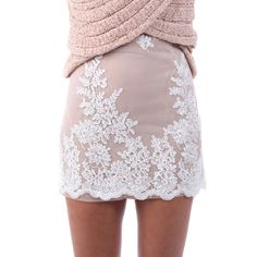Black Gauze Metallic Floral Lace Embroidery Bodycon Pencil Mini Skirts For  Women With Side Zipper Elastic Waistband Gold 9fd447c80ae