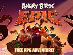 Die neue version von  (Download Angry Birds Epic vv2.0.25509.4120 Unlimited Money Apk)  ist hier !
