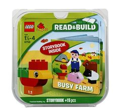 duplo my first farm instructions