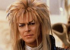 David Bowie as Jareth The Goblin King in Labyrinth.oh Jareth. David Bowie Labyrinth, Labyrinth Film, Jareth Labyrinth, Labyrinth Tattoo, Goblin King, Chris Waddle, Annie Lennox, Robert Smith, Movies