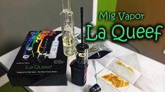 MigVapor La Queef Review! | Dry Herb and Concentrates | TheDabSpot - http://cannabizz.co/migvapor-la-queef-review-dry-herb-and-concentrates-thedabspot/