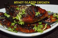 Recently when I saw a cookery show, based with honey glazed, I thought of trying it with chicken. My family likes the honey glazed dish to the core, as a result here comes HONEY GLAZED CHICKEN. Goe…