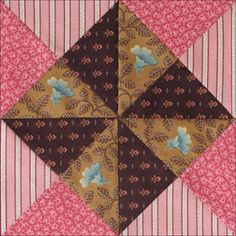 Civil War Quilts - pattern