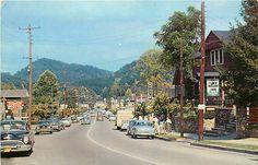 Gatlinburg, TN 1959