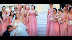 """Una de nuestras bodas más encantadoras y de la que agrademos tanto haber podido formar parte. Video de la """"Sesión de Claudina y Miguel"""" by Diana Aguilar"""