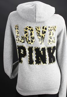 Victoria Secret Pink Hoodies