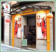 Bienvenido al Restaurante vegetariano Al Natural