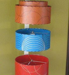 This website will custom make vintage-look fiberglass lampshades