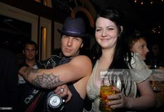 Tim Armstrong of Rancid and Meg White