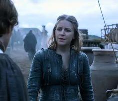 Asha/Yara Greyjoy ~ Gemma Whelan
