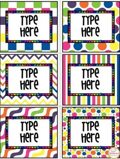 Science Notebook Labels - Editable labels for classroom free Classroom Labels Free, Preschool Labels, Classroom Themes, Kindergarten Labels, Preschool Boards, Classroom Freebies, Classroom Displays, Kindergarten Classroom, Notebook Labels