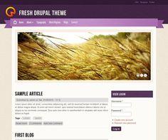 http://www.victoo.net/fresh-free-drupal-template-457.html