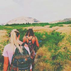 best friends, bff, friends, photography, summer, tropical, tumblr, First