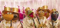 The muppets are back in Muppets: Most Wanted, coming to theaters March 21, 2014.