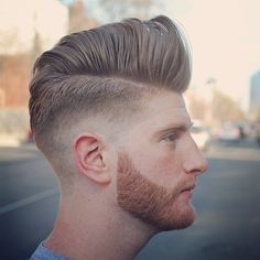 Haircut by marcrepublic http://ift.tt/1mMmaWb #menshair #menshairstyles #menshaircuts #hairstylesformen #coolhaircuts #coolhairstyles #haircuts #hairstyles #barbers