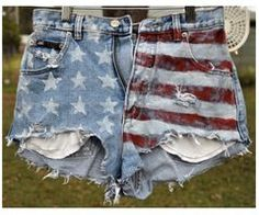 making these for forth of july ads camp!