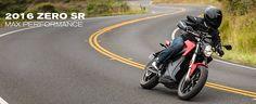2016 Zero S Electric Motorcycle